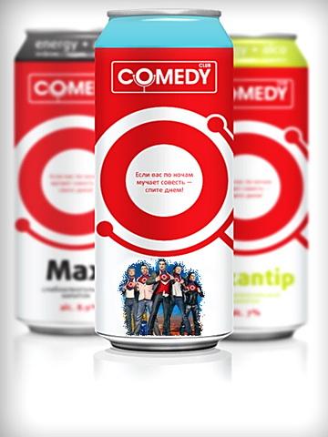 Новый Comedy Club / Новый Камеди Клаб